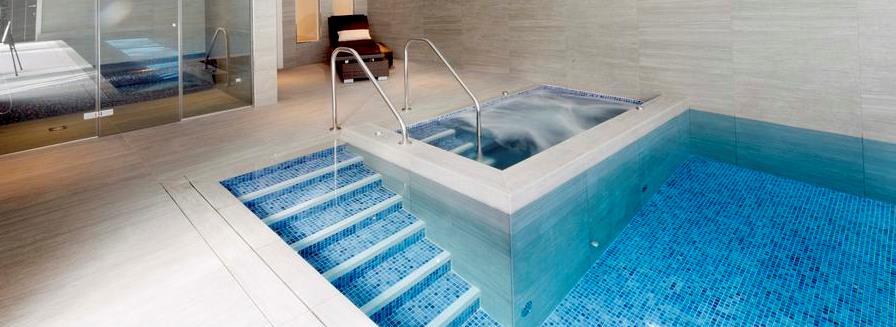 Spa masazinio baseino irengimas