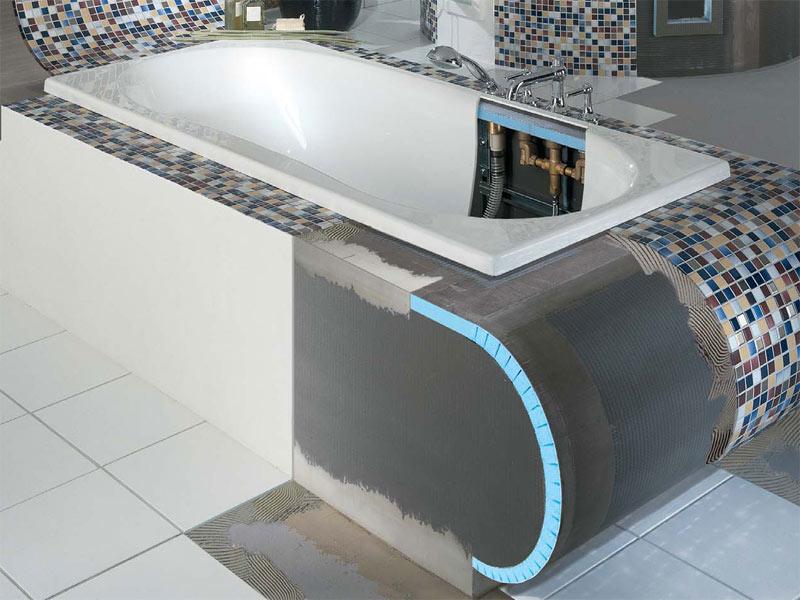 vonios apdaila mozaikos plytelemis
