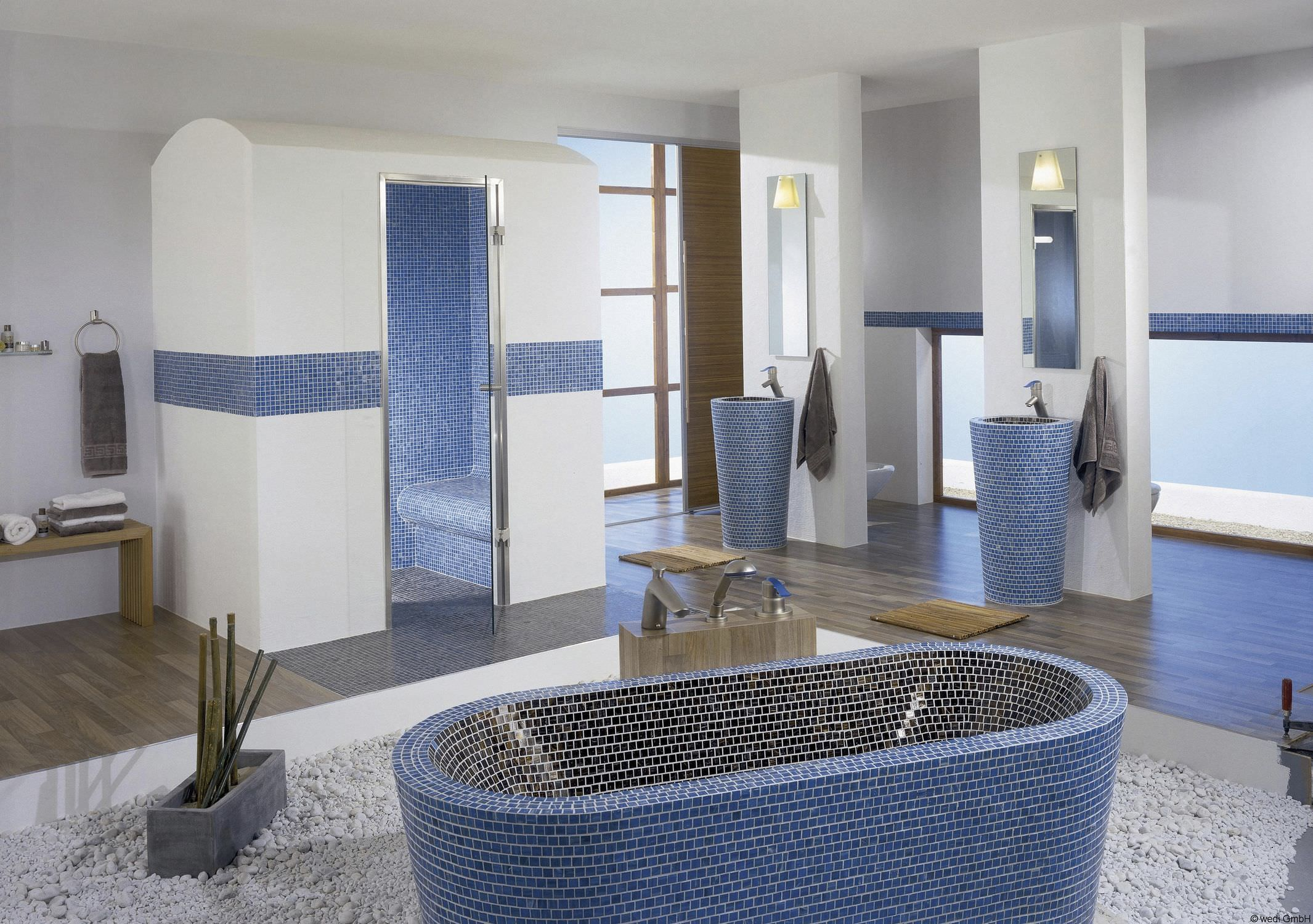 vonios kambario irengimas mozaikos plytelemis