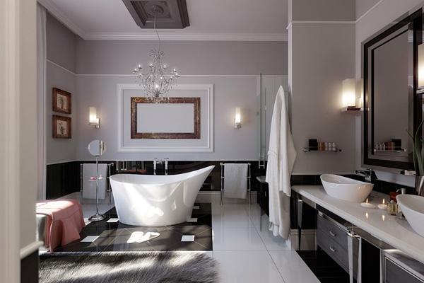 Vonios kambarių idėjos